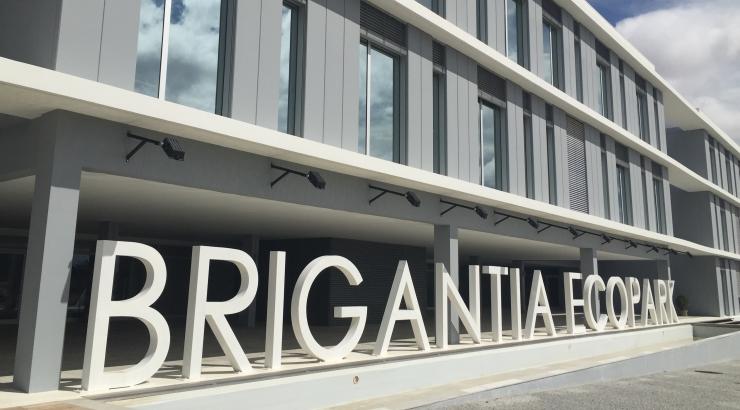 CENTRO NACIONAL DE COMPETÊNCIAS DOS FRUTOS SECOS BRIGANTIA ECOPARK