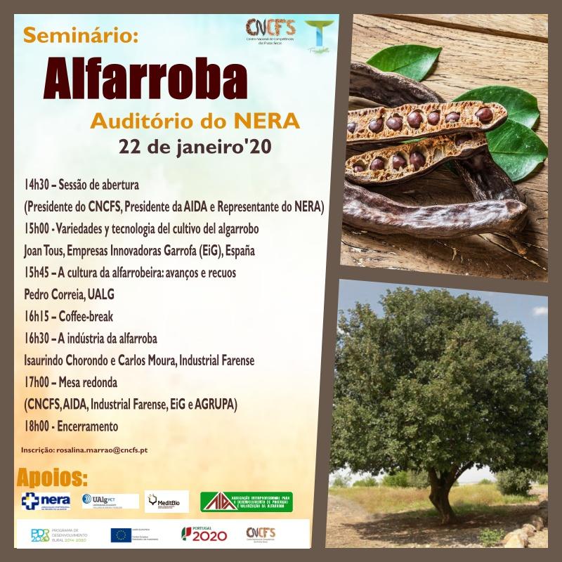 Seminário: Alfarroba